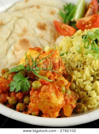 Индийские вегетарианские