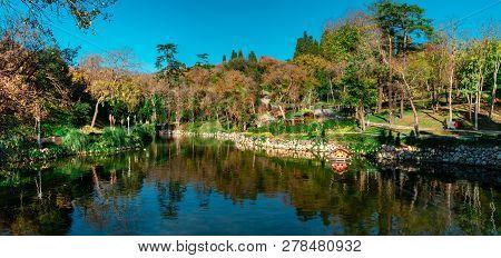 Yildiz Parki In Istanbul