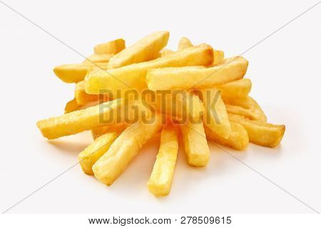 Small Pile Of French Fries