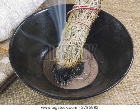 Smudge Stick, Purification