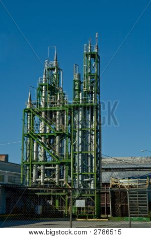 Factory Cooling Towers