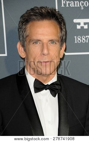 Ben Stiller at the 24th Annual Critics' Choice Awards held at the Barker Hangar in Santa Monica, USA on January 13, 2019.