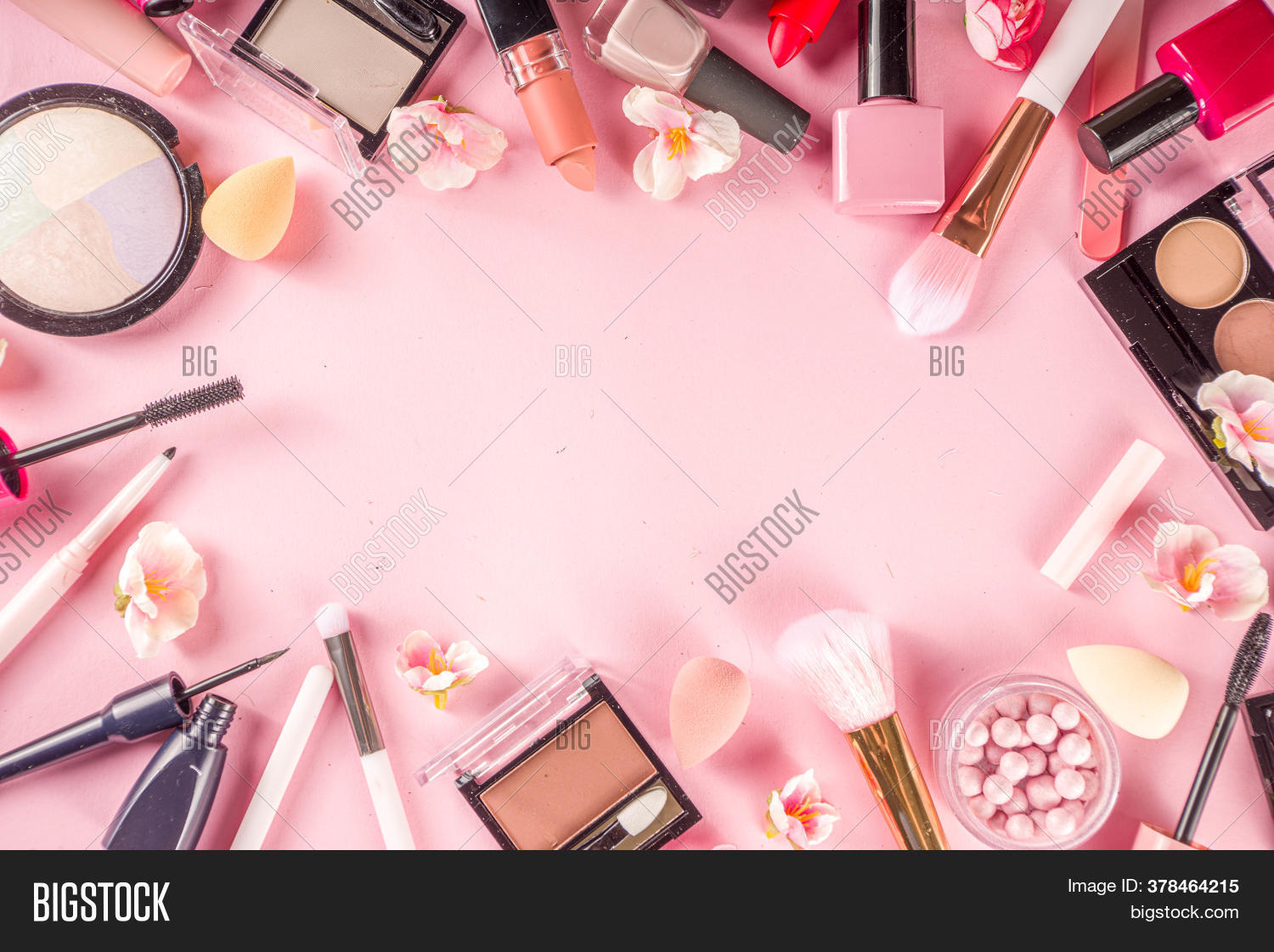 Makeup Products Image Photo Free