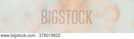 Pastel Style. Colored Watercolour Gradient. Rainbow Pastels Banner. Pastel Multicolor Gradient. Wate