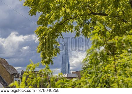 June 2020. London. The Shard, London England United Kindom Europe
