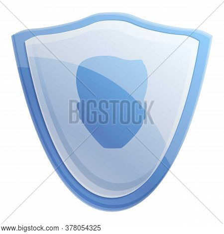 Protected Personal Information Icon. Cartoon Of Protected Personal Information Vector Icon For Web D