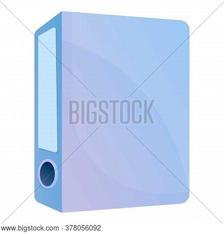Storage Documents Form Icon. Cartoon Of Storage Documents Form Vector Icon For Web Design Isolated O