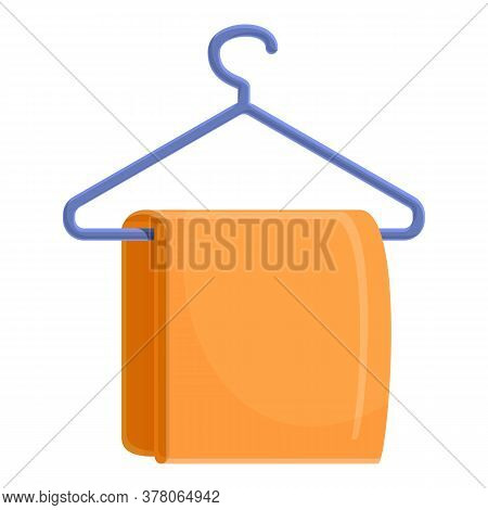 Dry Cleaning Icon. Cartoon Of Dry Cleaning Vector Icon For Web Design Isolated On White Background