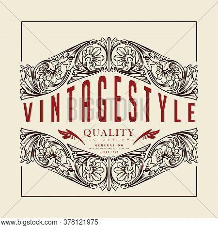 Premium Quality Label Vintage Style Badges Vectors