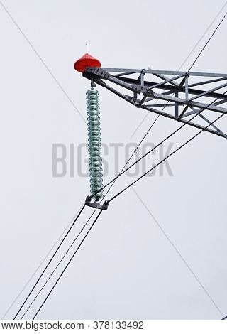 Electric Tower High Voltage Post Electric Tower High Voltage Post