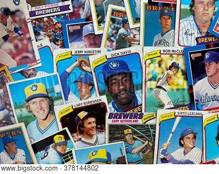 Milwaukee Brewers Baseball Cards