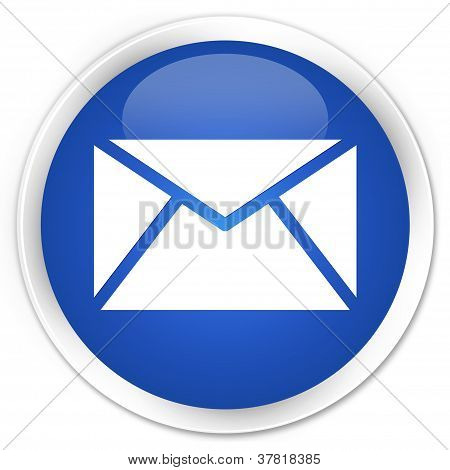 Email Blue Button
