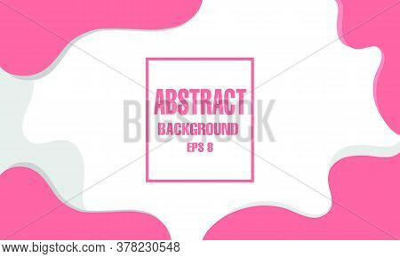 Pink Flow Shape Background Of Gradient Smooth Background Texture On Elegant Rich Luxury Background W