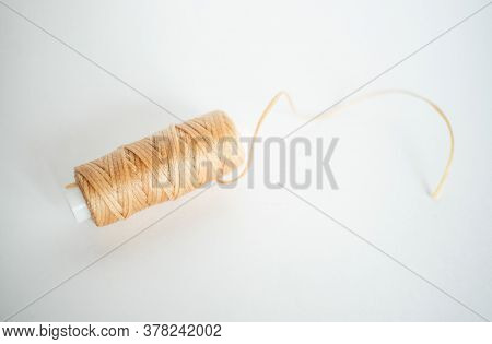 Natural Waxed Strong Twine For Leather Craft