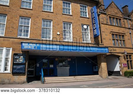 The Odeon Cinema In Banbury In Oxfordshire In The Uk Taken On The 26th June 2020.