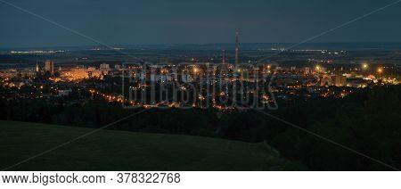 Czech City Of Chomutov On 07th July 2020