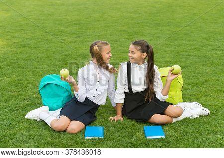 Eating Green. Little Kids Enjoy Eating Apples. Snack Time. School Break. Healthy Eating Habits. Eati