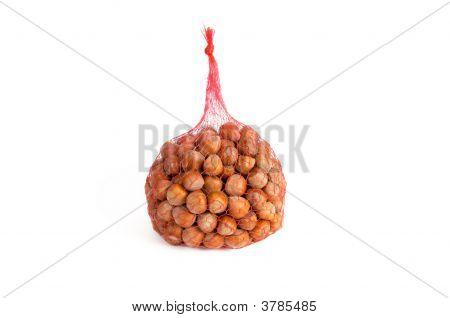 Heap Of Hazel-Nuts.