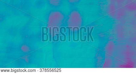 Glossy Violet Background. Chalk Blue Cyberpunk Artwork. Glossy Violet Background Background. Dreamy