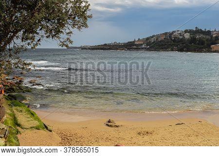 Panoramic Beach View From Nsw, Australia, Sydney 2018