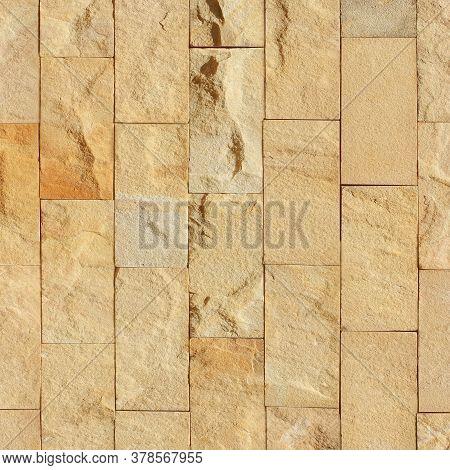 Modern Slab ,slate Stone Wall Background. Texture Of Stone Background