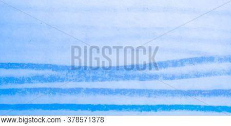 Distress Line Pattern. Stroke Marine Rough Painting. Background Distress Line Pattern. Ripple Baby F