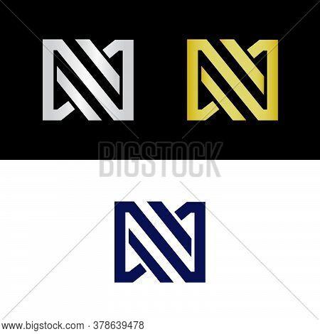 Letter N Logo, Letter N Icon, N Logo