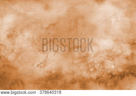 A Texture Of Very Striking Brown Colors
