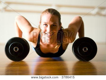 Workout - Pushups