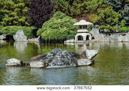 Japanese Garden - Landscape