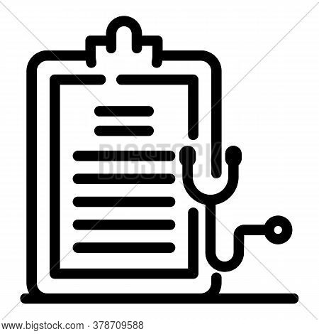 Control Personal Data Icon. Outline Control Personal Data Vector Icon For Web Design Isolated On Whi