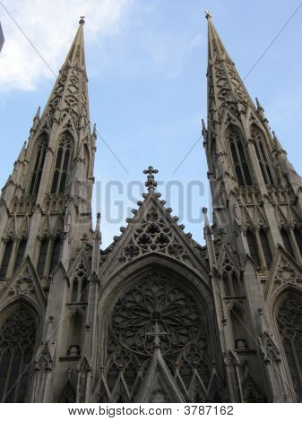 St Patrick\'s Cathedral In New York