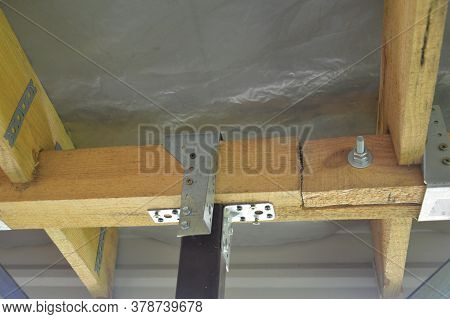 Fasteners And Nodes In Frame Construction