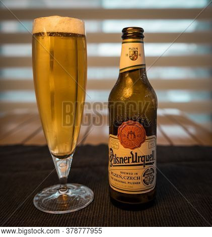 The Famous Pilsner - Pilsner Urquell