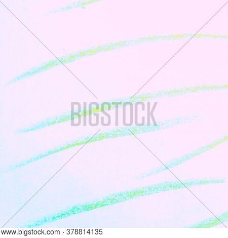 Distress Line Pattern. Curve Spring Vintage Artwork. Background Distress Line Pattern. Modern Shape