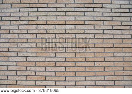 Brick Wall Texture With Lots Of Color