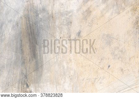 Metallic Texture. Silver Steel Plate Texture For Iron Sheet Material Background. Metal Wall Pattern.