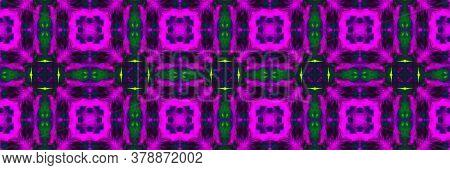Green Light Flare. Chevron Azulejo Plant Cyberpunk Textile. Green Light Flare Background. Green Isla