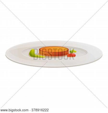 Molecular Cuisine Icon. Cartoon Of Molecular Cuisine Vector Icon For Web Design Isolated On White Ba