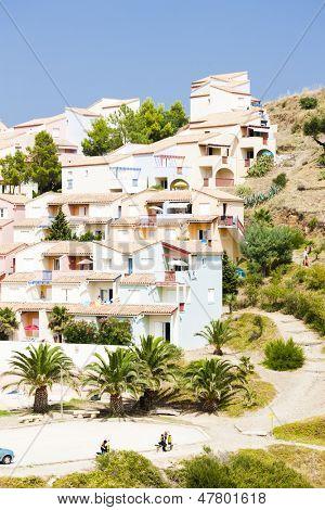 Le Village des Aloes, Languedoc-Roussillon, France