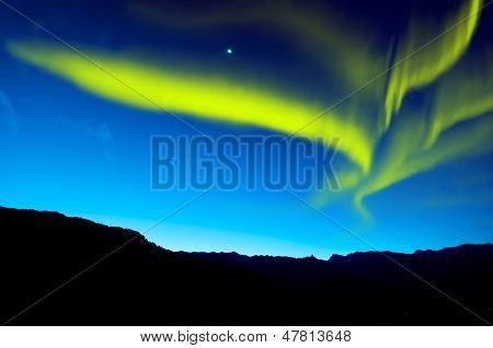 Northern Lights, Aurora Borealis
