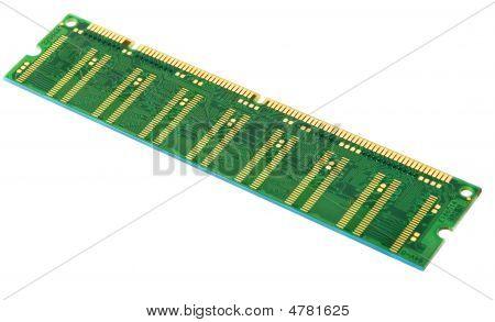Ram - Computer Memory Chip