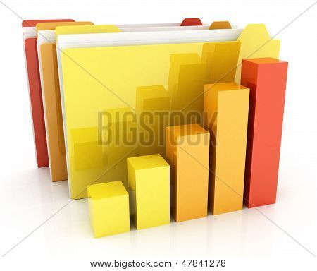 Folders And Diagramme