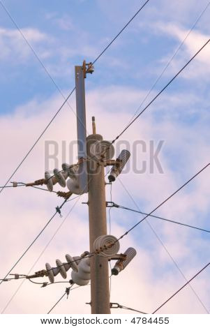 Electrical Post