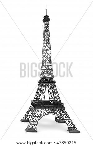 3D Eiffel Tower