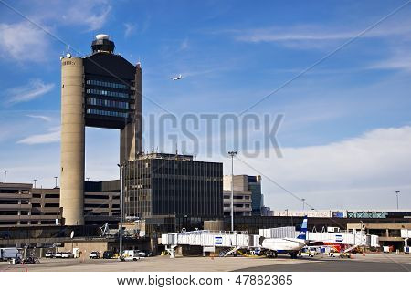 Logan International Airport, Boston