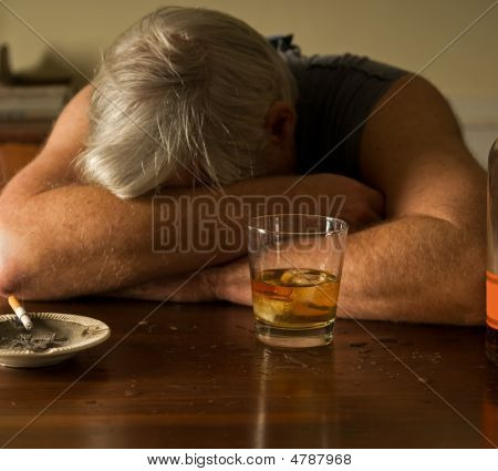 Lonely Alcoholic