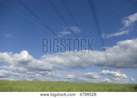 Overhead Power Cables