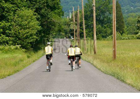 Senior Bike Riders