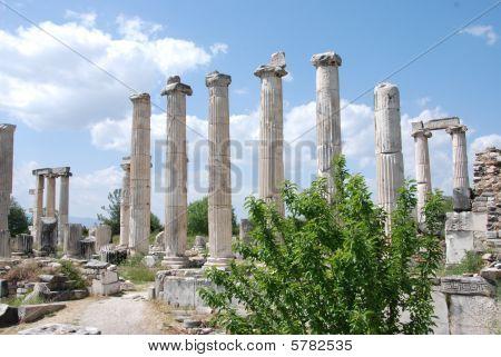 Aphrodisias Temple Aphrodite